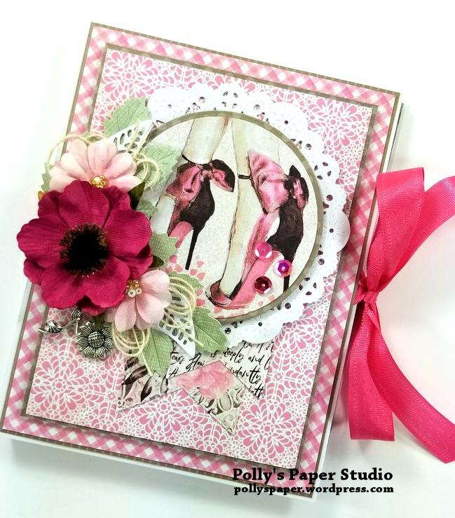 Flawless Pocket Folio Polly's Paper Studio 02