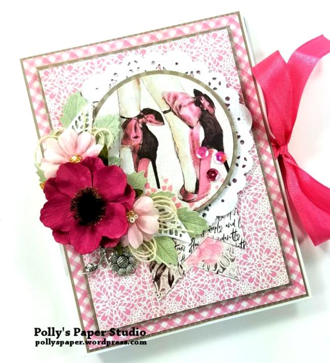 Flawless Pocket Folio Polly's Paper Studio 03