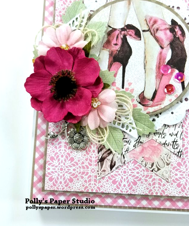 Flawless Pocket Folio Polly's Paper Studio 04
