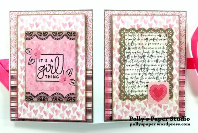 Flawless Pocket Folio Polly's Paper Studio 05