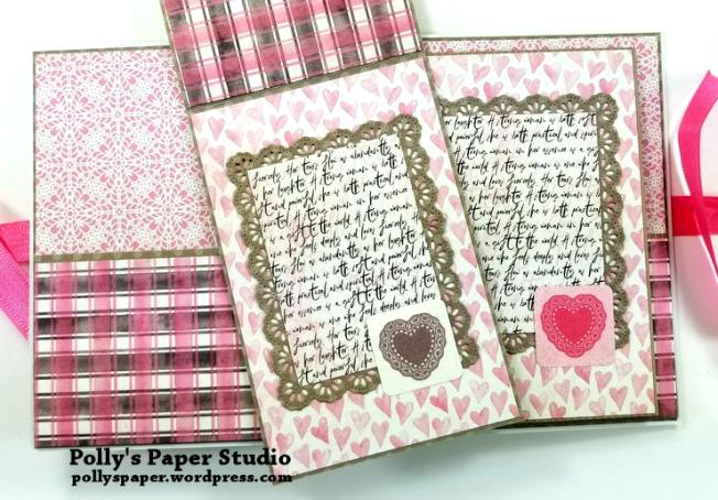 Flawless Pocket Folio Polly's Paper Studio 07