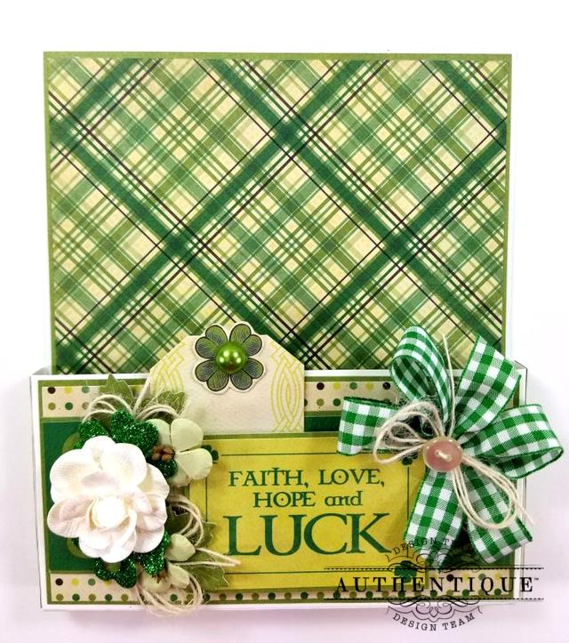 St Patrick's Loaded Pocket Polly's Paper Studio 04