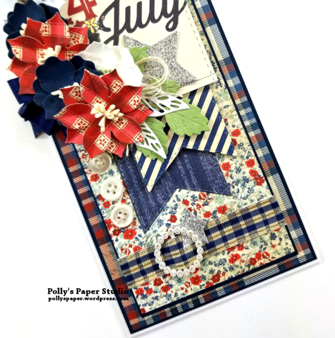 4th Of July Tag Card Polly's Paper Studio 05