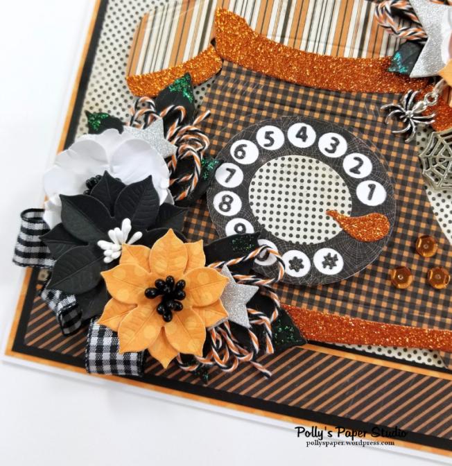 Halloween Telephone Polly's Paper Studio 04